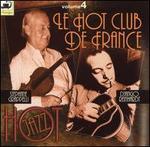 Hot Jazz: Le Hot Club de France, Vol. 4