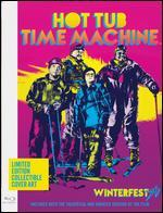 Hot Tub Time Machine [Blu-ray] [Collectible Faceplate]