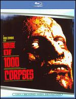 House of 1,000 Corpses [Blu-ray] - Rob Zombie