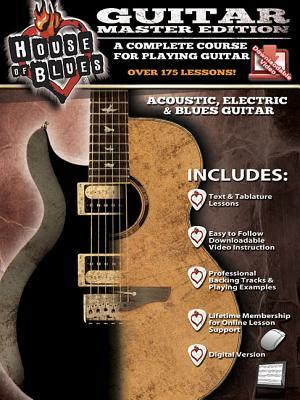 House of Blues Guitar - Master Edition - McCarthy, John, Dr.