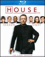 House: Season Eight - The Final Season [5 Discs] [Blu-ray]