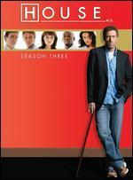 House: Season Three [5 Discs]