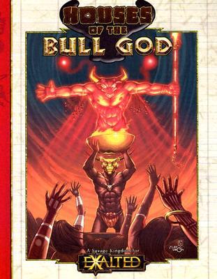 Houses of the Bull God - Kessler, Michael, and Skellams, Geoff, and Watt, Andrew