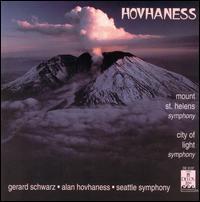 Hovhaness: Symphony Nos. 22 & 50 - Seattle Symphony Orchestra