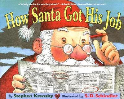 How Santa Got His Job - Krensky, Stephen, Dr.