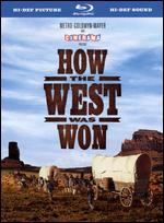 How the West Was Won [Blu-ray] [Digi Book Packaging] - George Marshall; Henry Hathaway; John Ford