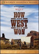 How the West Was Won [Ultimate Collector's Edition] [3 Discs] - George Marshall; Henry Hathaway; John Ford