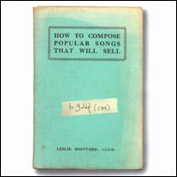 How to Compose Popular Songs That Will Sell - Bob Geldof