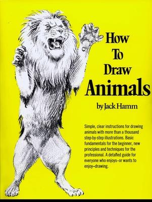 How to Draw Animals - Hamm, Jack