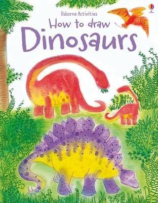 How to Draw Dinosaurs - Watt, Fiona