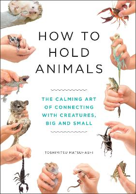 How to Hold Animals - Matsuhashi, Toshimitsu, and Turvill, Angus (Translated by)