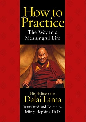 How to Practice: The Way to a Meaningful Life - Dalai Lama, His Holiness the, and Hopkins, Jeffrey, PH D (Editor)