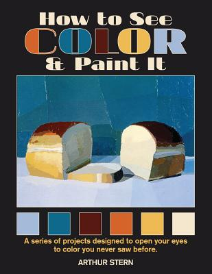 how to see color and paint it - Color Theory Book