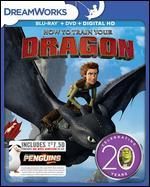 How to Train Your Dragon [Includes Digital Copy] [Blu-ray/DVD] [Movie Money]