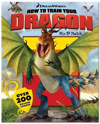 How to Train Your Dragon Mix & Match - Roe, David, and DreamWorks