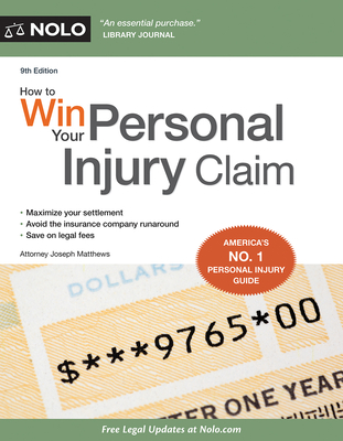 How to Win Your Personal Injury Claim - Matthews, Joseph, Attorney, and Matthews, J L
