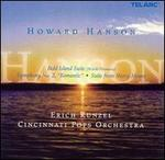 Howard Hanson: Bold Island Suite; Symphony No. 2