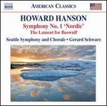 "Howard Hanson: Symphony No. 1 ""Nordic"""