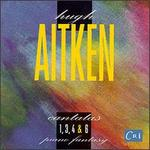 Hugh Aitken: Cantata No6; Fantasies