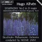 Hugo Alfven: Midsommarvaka/Symphony No.2 in D Major Op.11