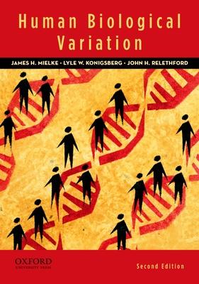 Human Biological Variation - Mielke, James H
