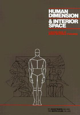 9780823072712: Human Dimension and Interior Space: A ...