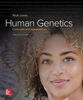 Human Genetics - Lewis, Ricki