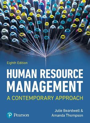 Human Resource Management: A Contemporary Approach - Beardwell, Julie, and Thompson, Amanda