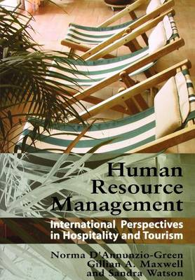 Human Resource Management - D'Annunzio-Green, Norma, and Maxwell, Gillian A, and Watson, Sandra