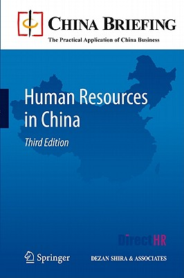 Human Resources in China - Devonshire-Ellis, Chris (Editor), and Scott, Andy (Editor), and Woollard, Sam (Editor)
