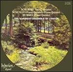 Hummel, Schubert, Schumann: Piano Quintets