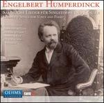 Humperdinck: Complete Songs for Voice & Piano