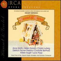 Humperdinck: Hänsel & Gretel - Anna Moffo (soprano); Arleen Augér (soprano); Charlotte Berthold (mezzo-soprano); Christa Ludwig (mezzo-soprano);...