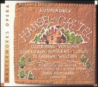 Humperdinck: Hänsel und Gretel - Children's Chorus of Cologne Opera; Christa Ludwig (vocals); Elisabeth Söderström (vocals); Frederica Von Stade (vocals);...