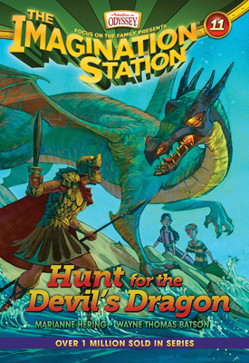 Hunt for the Devil's Dragon - Hering, Marianne, and Batson, Wayne