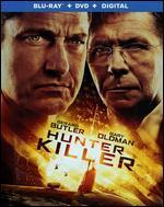 Hunter Killer [Includes Digital Copy] [Blu-ray/DVD]