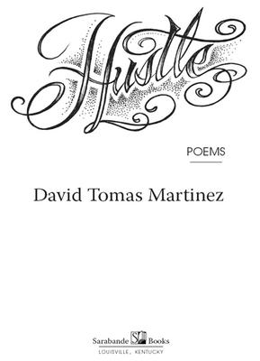 Hustle - Martinez, David Tomas