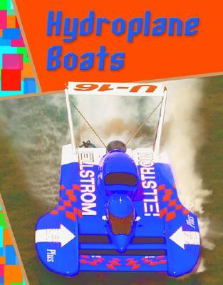 Hydroplane Boats - Savage, Jeff