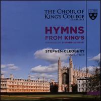 Hymns from King's - Richard Gowers (organ); Toby Ward (tenor); Tom Etheridge (organ); King's College Choir of Cambridge (choir, chorus);...