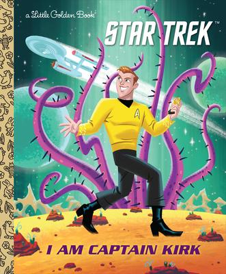 I Am Captain Kirk (Star Trek) - Berrios, Frank