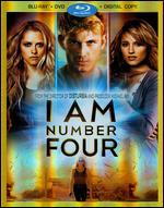 I Am Number Four [3 Discs] [Includes Digital Copy] [Blu-ray/DVD]