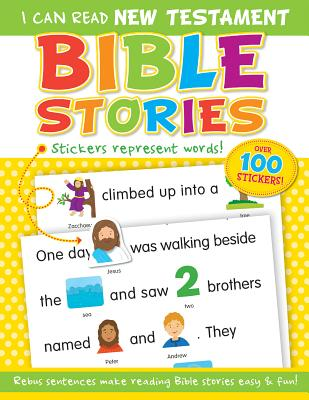 I Can Read New Testament Bible Stories - Mitzo Thompson, Kim, and Mitzo Hilderbrand, Karen, and Twin Sisters(r)
