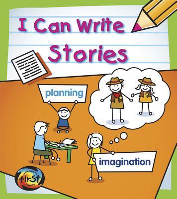 I Can Write Stories - Ganeri, Anita