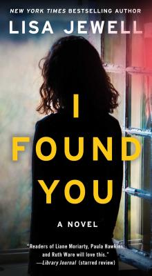 I Found You - Jewell, Lisa