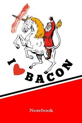 I Love Bacon Notebook - Cole, Rob
