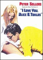 I Love You, Alice B. Toklas - Hy Averback