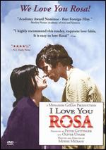 I Love You Rosa - Moshe Mizrahi