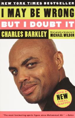 I May Be Wrong But I Doubt It - Barkley, Charles