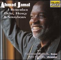 I Remember Duke, Hoagy & Strayhorn - Ahmad Jamal