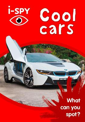 i-SPY Cool Cars: What Can You Spot? - i-SPY
